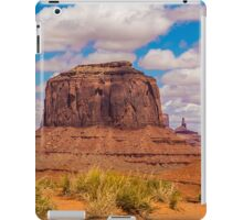 USA. Utah. Monument Valley. View. iPad Case/Skin