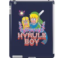 Hyrule Boy iPad Case/Skin