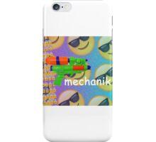 Mechanik Comic Sans iPhone Case/Skin