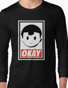 OKAY Long Sleeve T-Shirt