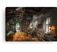 Machinist - The Millwright  Canvas Print
