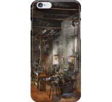 Machinist - The Millwright  iPhone Case/Skin