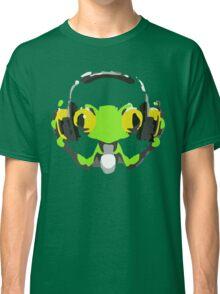 Lùcio DJ frog Classic T-Shirt