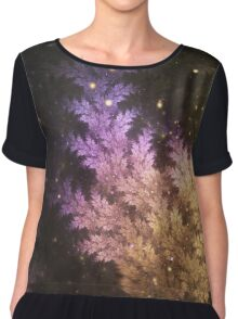 Spellcaster - Abstract Fractal Artwork Chiffon Top