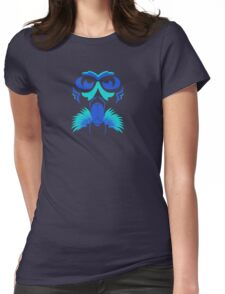Ancient Scarabs Summer Womens Fitted T-Shirt