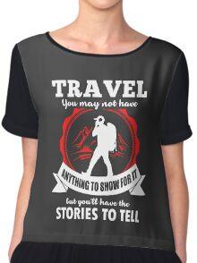 Travel Chiffon Top