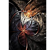 Ascension - Abstract Fractal Artwork Photographic Print