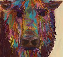 Untitled Buffalo #2 by danastrotheide