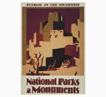 Pueblos of the Southwest T-Shirt