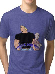 Brock & Doc Tri-blend T-Shirt