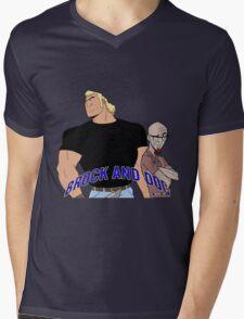 Brock & Doc Mens V-Neck T-Shirt