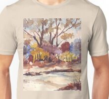 View across the road Unisex T-Shirt