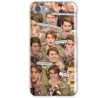 Stefon collage iPhone Case/Skin