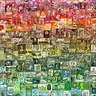 Stamps of the World by EddieMalone