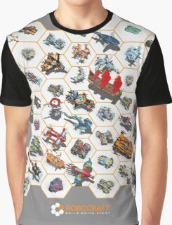 Robocraft Player Robots Graphic T-Shirt