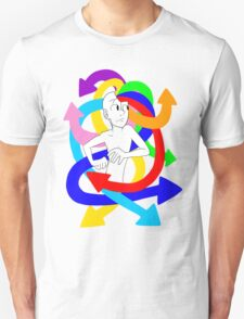Existentialist Confusion T-Shirt