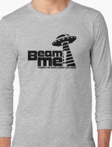 Beam me up V.3.2 (black) Long Sleeve T-Shirt
