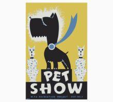 Pet Show Kids Clothes