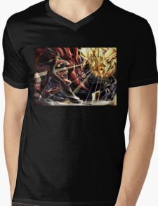 Yu-Gi-Oh! Osiris Mens V-Neck T-Shirt