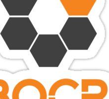 Robocraft Logo (Dark) Sticker