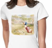 Jemima Puddle Duck Womens Fitted T-Shirt