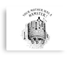 Hamster! Canvas Print