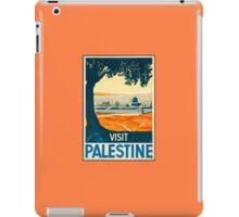 Visit Palestine iPad Case/Skin