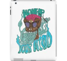 Make-up Your Mind iPad Case/Skin