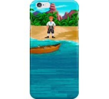 MONKEY ISLAND BEACH iPhone Case/Skin