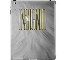 Insignia Design Gold&Fur iPad Case/Skin