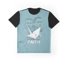 Prison Break - Michael and Linc Faith Graphic T-Shirt