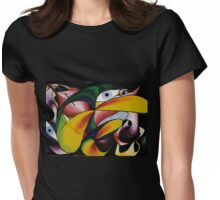 Point Kerry Womens Fitted T-Shirt