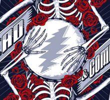 DEAD & COMPANY SUMMER TOUR 2016 CAMDEN  Sticker