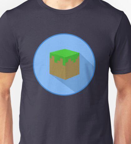 Grass Block Unisex T-Shirt