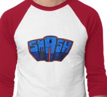 ☢ smAsh ☢ Men's Baseball ¾ T-Shirt