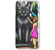 Misty and the Fairy iPhone Case/Skin
