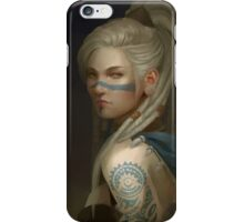 Yejide iPhone Case/Skin