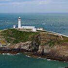 South Stack Lighthouse by alan tunnicliffe