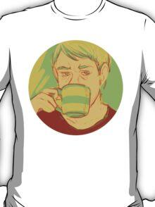 jw: green tea T-Shirt