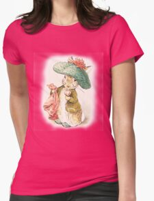 Benjamin Bunny Womens Fitted T-Shirt