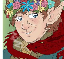 bilbo: actual disney princess by cumberlocked