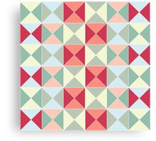 Geometric Pattern 1 Canvas Print