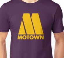 MOTOWN DISCO RECORDS (YELLOW) Unisex T-Shirt