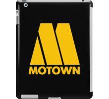 MOTOWN DISCO RECORDS (YELLOW) iPad Case/Skin