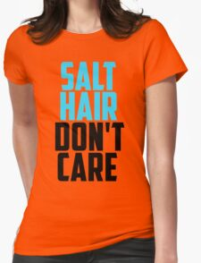 SALT HAIR DONT CARE Womens Fitted T-Shirt