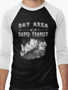 Before Rapid Transit (White) Men's Baseball ¾ T-Shirt