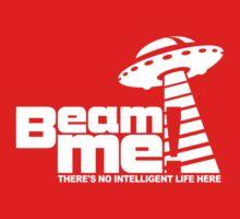 Beam me up V.3.2 (white) One Piece - Long Sleeve