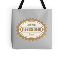 Official Awesome Seal Tote Bag