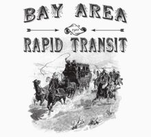 Before Rapid Transit  Kids Tee