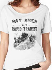 Before Rapid Transit  Women's Relaxed Fit T-Shirt